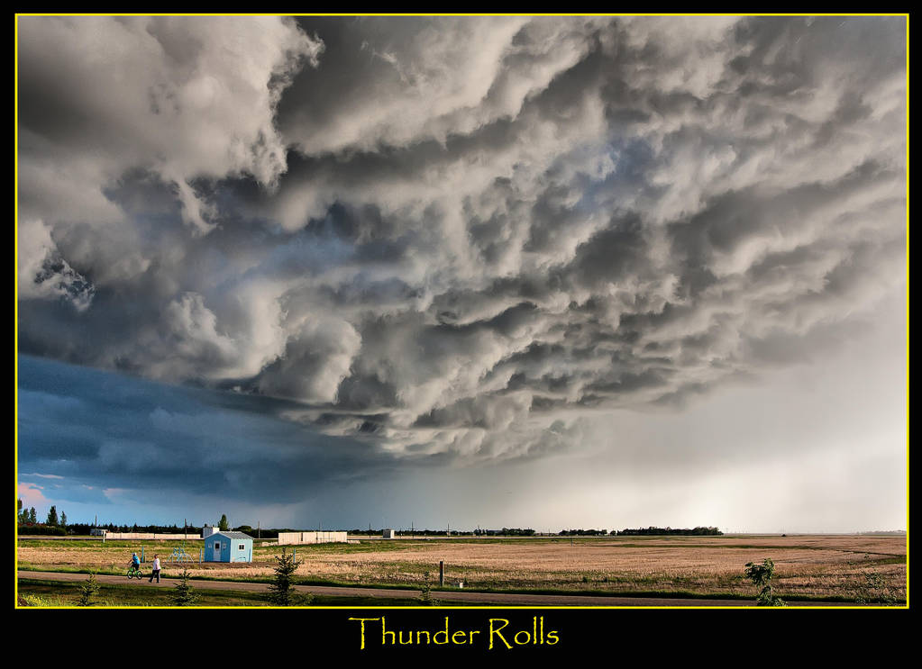 Thunder Rolls by BenQue