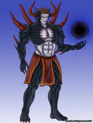 Exdeath - Black Demon alt by grandchaosSR
