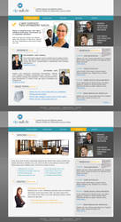 NLP web page by duckishere