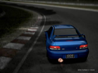 Pretty Fast Impreza by paulobecker