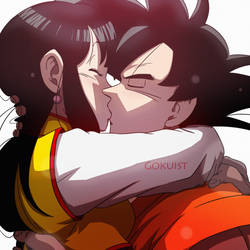 Welcome Back Kiss by Gokuist