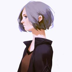 Iris by 3hil