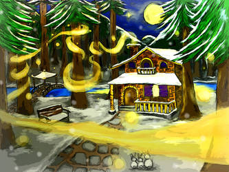 Winter Winds by Purple-piglette