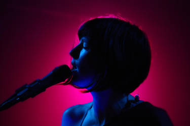 Sarah Barthel - Phantogram by paramore-luvah
