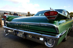 another Oldsmobile by karlomat