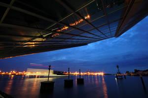 Harbor Lights by karlomat