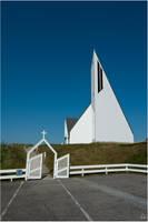 A church on the island by karlomat