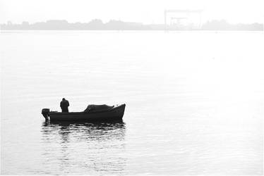 Fishing by karlomat