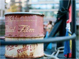 Fluid Film by karlomat