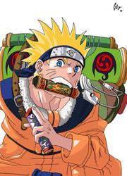 Uzumaki Naruto by Darksly90