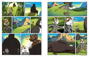 In The Lion's Den 1- 149-150 by Respeanut