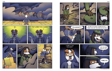 In The Lion's Den 1- 209-210 by Respeanut