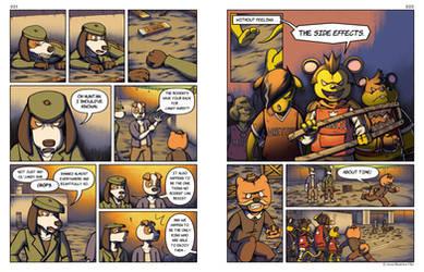 In The Lion's Den 1- 221-222 by Respeanut