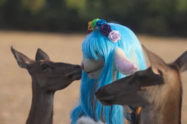 [ FURSUIT ] Oocka the Deer Queen by Marchef-Iustinianie