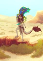 [ IZYDA ] [ ARIA ] Desert Queen by Marchef-Iustinianie