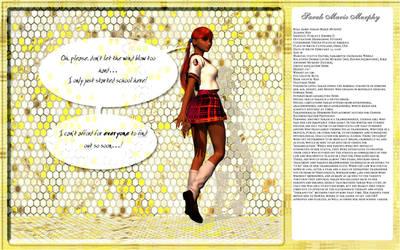 NNK Profile-Sarah by De3pBl4ck
