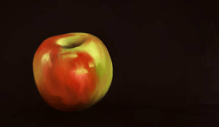 Apple - 1 hr study by Ciardubh