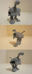 Plasticine Jelly Turtle angles by otispjivefunk