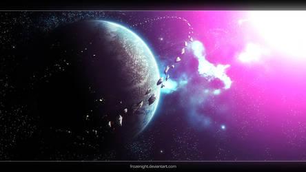 Space II by FrozeNight