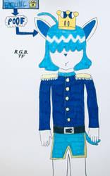 Super Crown Blue 2 by LUNA1071996