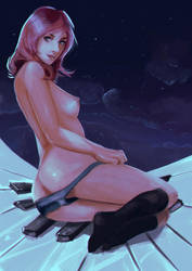 Andromeda by BloodyWing