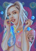 Marlene C by BloodyWing