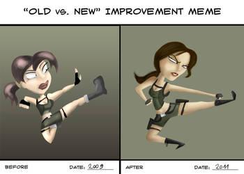Improvement Meme 2 by AdriennSteel