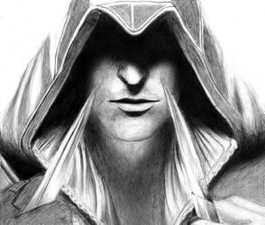 Ezio Auditore by AdriennSteel