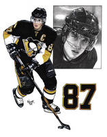 Sidney Crosby by Rathskeller7