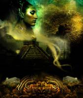 Muerte Azteca by BreakthroughDesigns