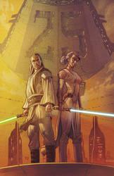 Star Wars: Jedi-The Dark Side by StephaneRoux