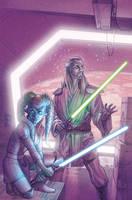 The Dark Side CVR 4 by StephaneRoux