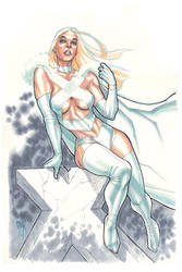 White Queen by StephaneRoux