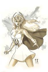 She-Ra Princess of Pawa! by StephaneRoux