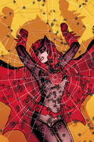 Batwoman Cover by StephaneRoux