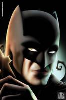 BATMAN by NEWANDYSpankPaGE