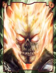 Ghost Rider spirit of vengeance by NEWANDYSpankPaGE