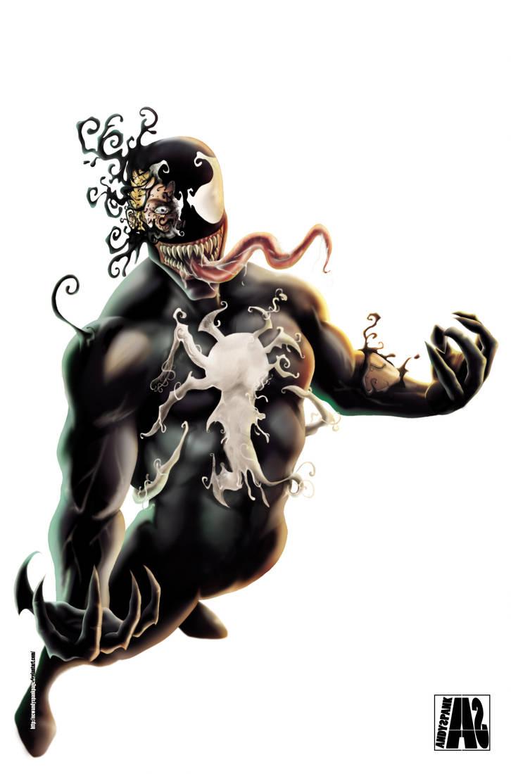 Venom we are back by NEWANDYSpankPaGE