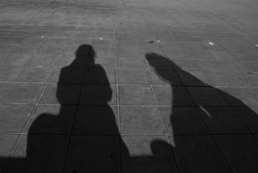 sombras... by abllogra