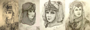 The Concept of Ahu Duquba 2011 - 2013 by Gambargin