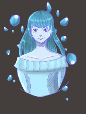 Water by MirokuSakumi