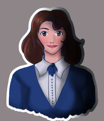 Veronica Sawyer Heathers by MirokuSakumi