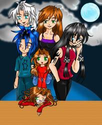 Mental Group by ls-kuroyami