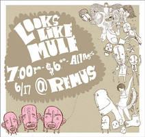 Looks.Like.Mule by punkrockDAN