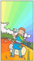 Bloody Rainbow by monokoma