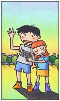 True Love Will Catch You by monokoma