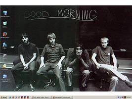 Good Morning Desktop by monokoma