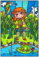 Alice In Frogland by monokoma