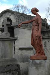 Cemetery 033 by RoxStock