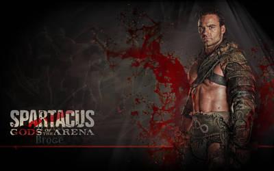 spartacus by vorka1988